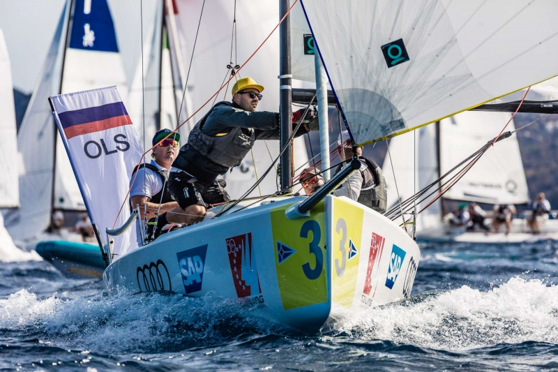 Ost Legal Sailing (OLS) Team