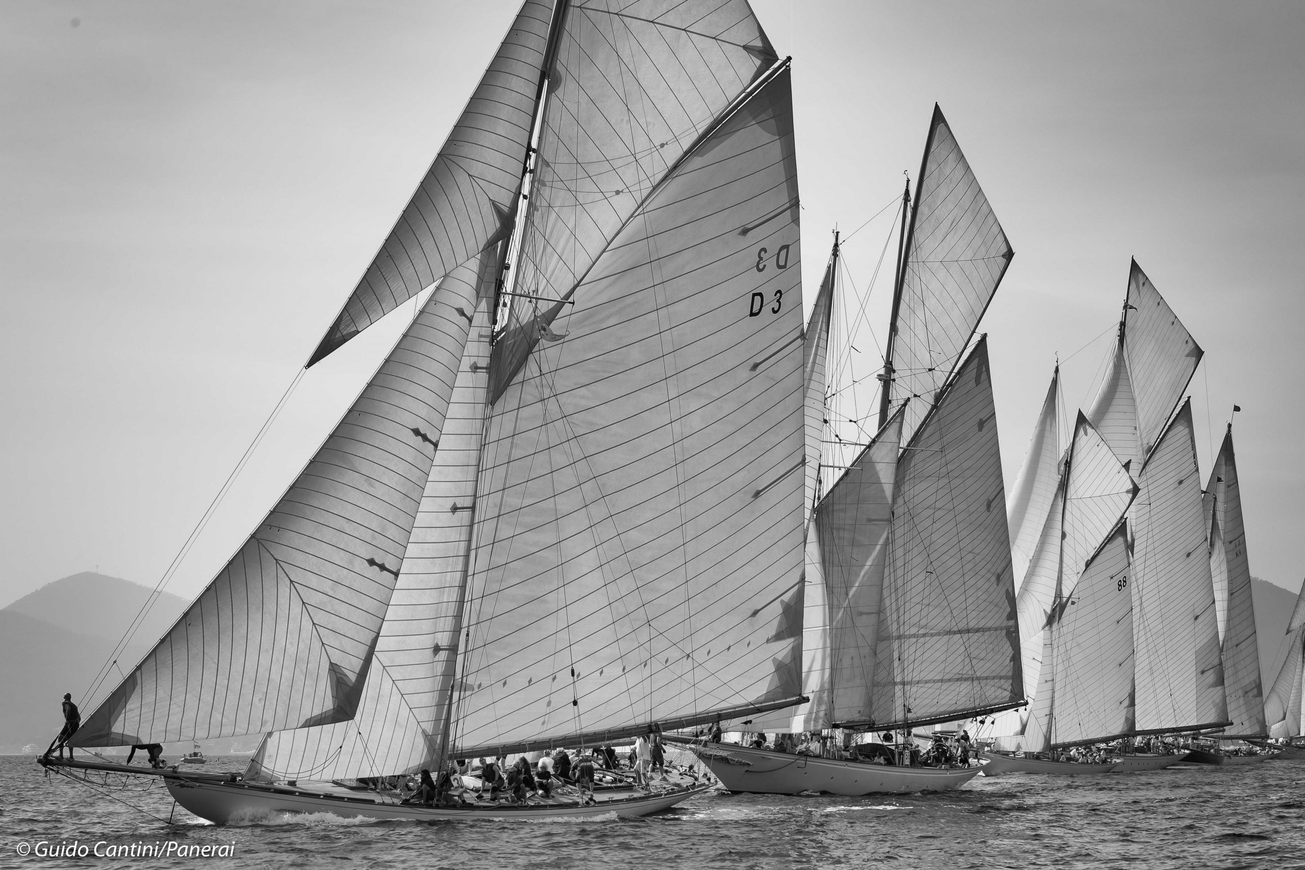 Classic-yachts have one day remaining