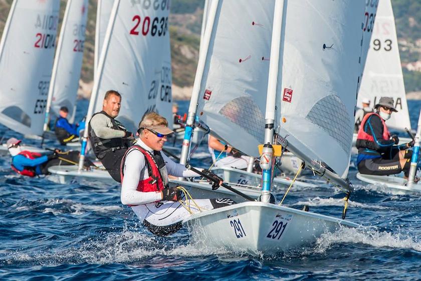 Laser Masters Split Croatia. Photo ILCA.