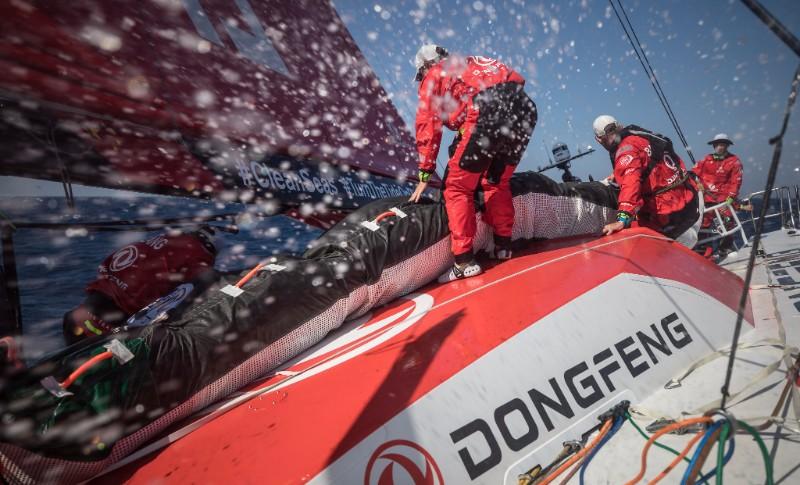 Donfeng-unveiled-its-new-crew---Jeremie-Lecaudey/VOR pic