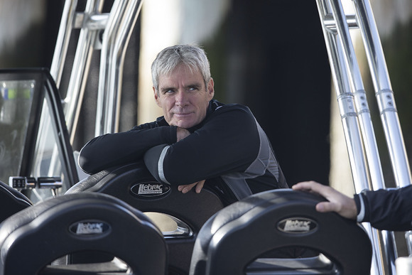Grant Simmer joins British America's Cup team