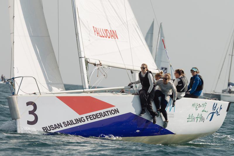 Team Kattnakken (Trine Palludan - skipper
