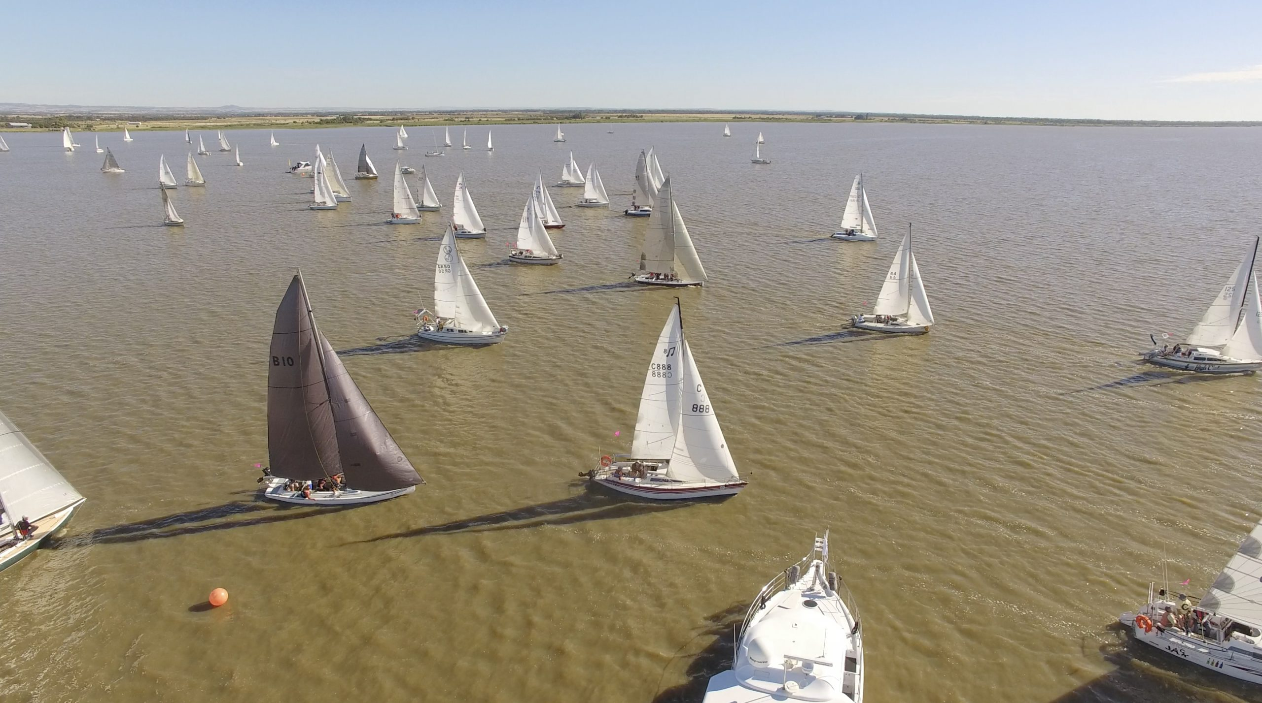 Milang-Goolwa Freshwater Classic. PHOTO: Chris Caffin.