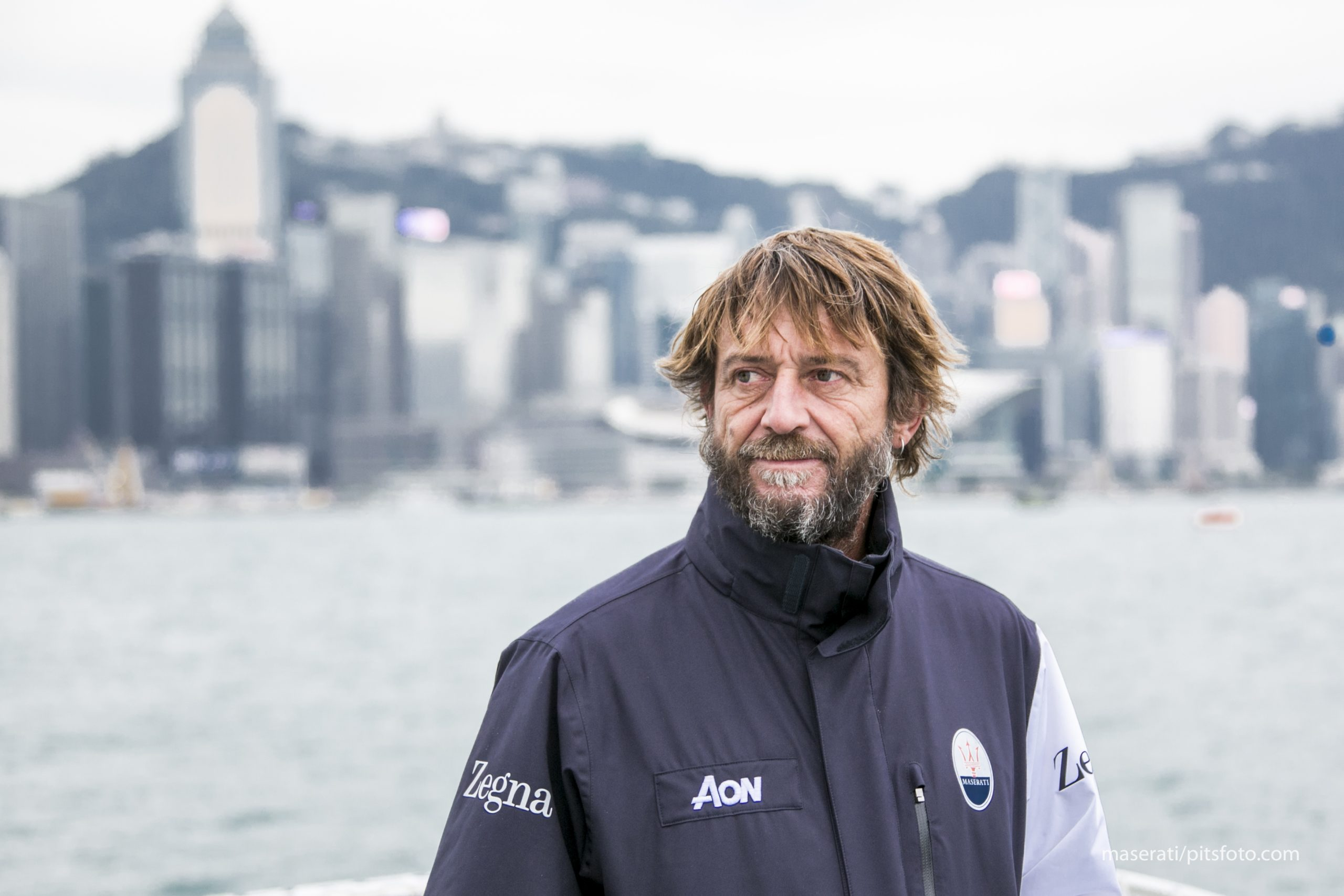 Giovani-Soldini---going-after-the-Hong-Kong-London-record
