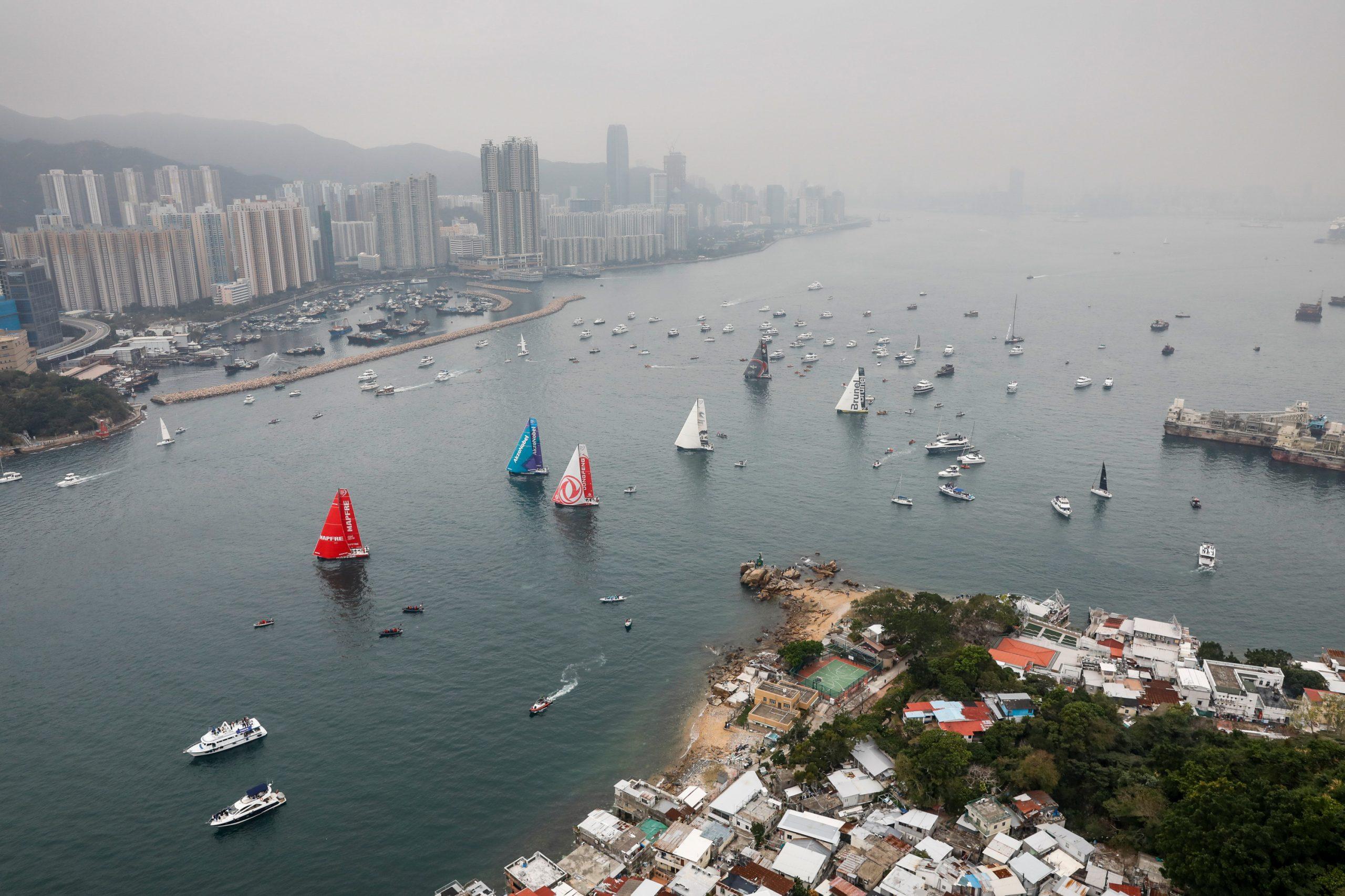Aerial-view-of-the-fleet---Ainhoa-Sanchez/VOR-pic