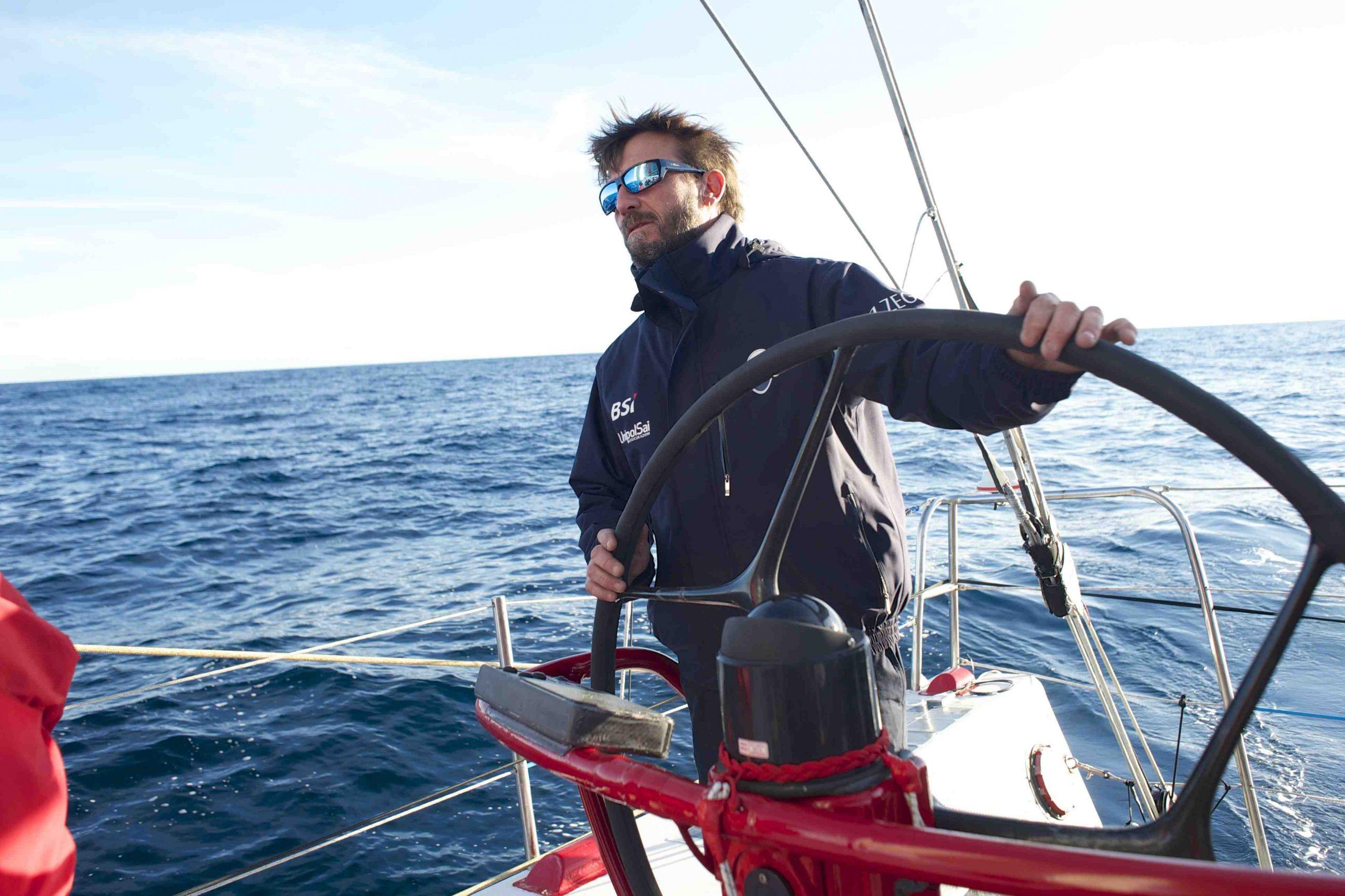 Giovanni-Soldini-at-the-helm-of-Maserati