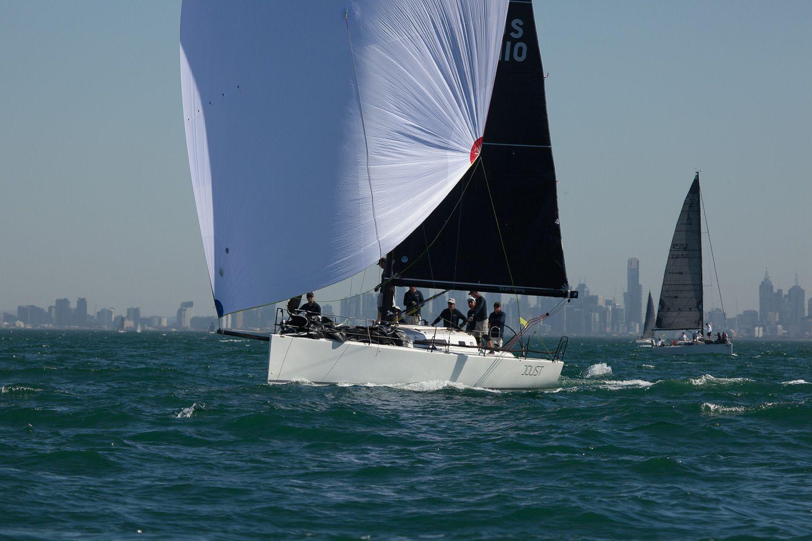 New J111 Australian champion Joust - Alex McKinnon pic.