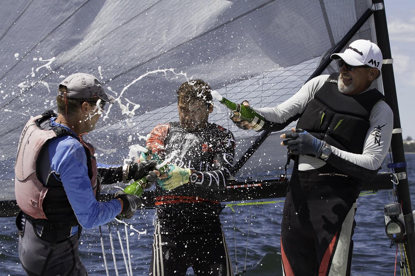 Champagne-celebration-for-Nick-Jerwood-son-Matt-and-Brian-de-Vries---Bernie-Kaaks-pic