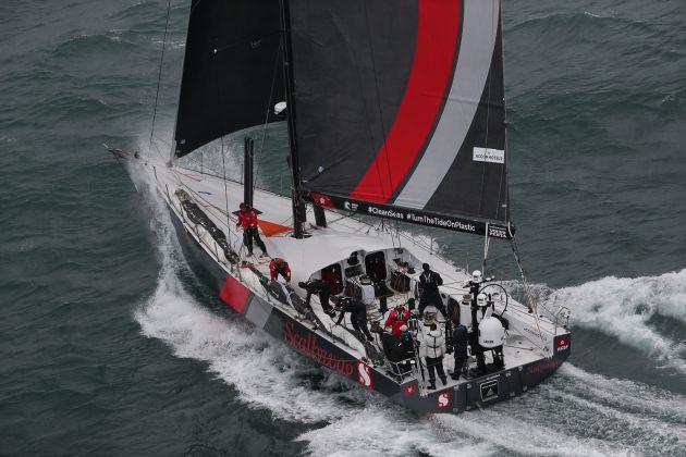 Scallywag. Photo Ainhoa Sanchez/Volvo Ocean Race.