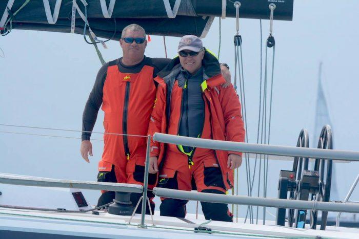 Todd and Dubbo on Kraken.