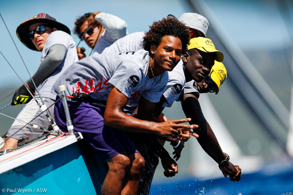 A-final-race-win-and-victory-for-the-youth-from-the-National-Sailing-Academy - Paul-Wyeth-pic