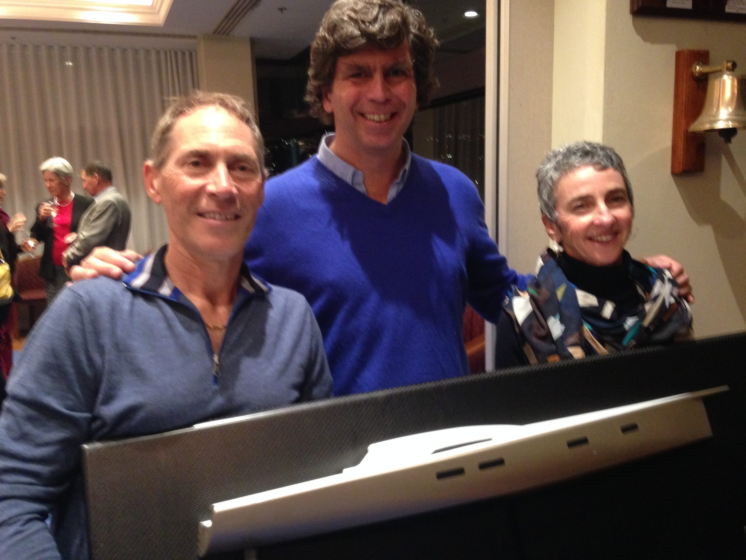 Guido-and-Michele-Belgiorno-Nettis-with-Manny-Frers---Di-Pearson-pic