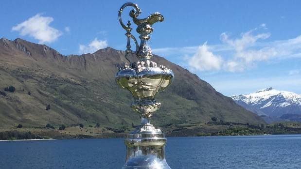 The power of the Americas Cup could lure a syndicate out of Norway to challenge in Auckland in 2021. Photo Stuff.co.nz