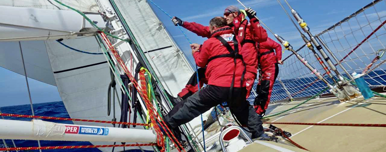 Clipper Race to Derry 2018.