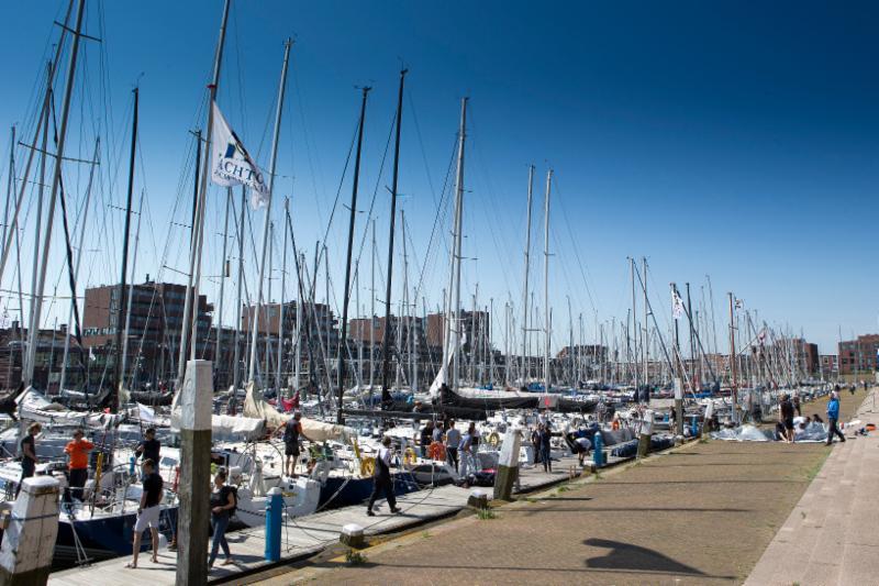The Harbor at Scheveningen will be active before
