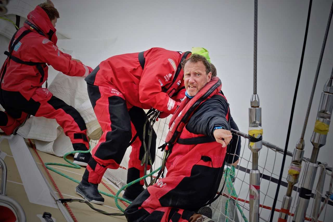 Clipper Race to Londonderry 2018