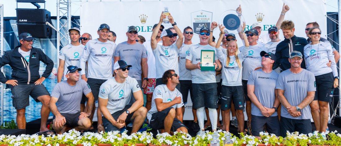 Quantum-Racing-crew-collect-the-spoils - Rolex pic