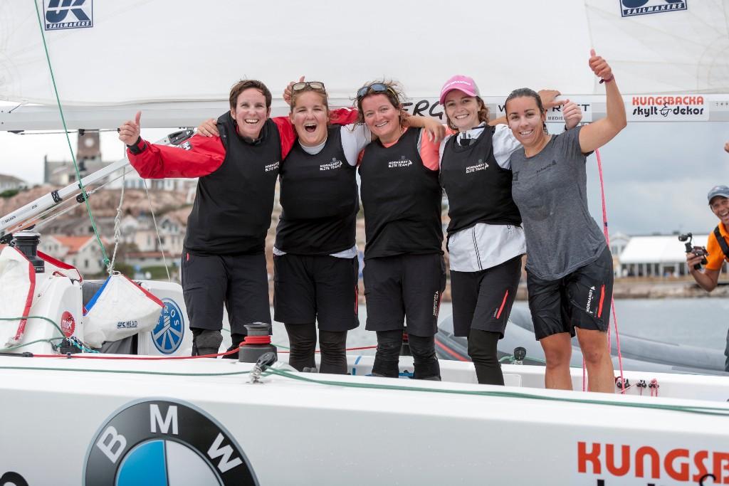 Match in Pink by Normandy Elite Team won - Dan-Ljungsvik-pic