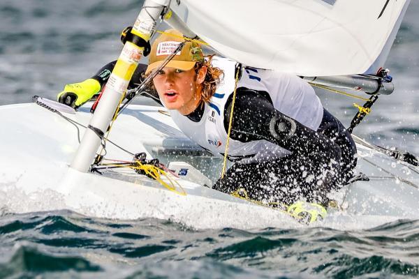 Guido-Gallinaro (ITA) leads-the-Boy's---Segel-bilder.de-pic-