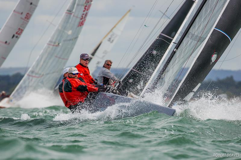 Artemis out in front - Robert Deaves pic