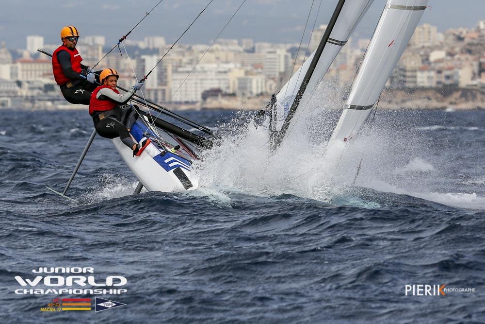 Nacra 17 Junior World Championships 2018