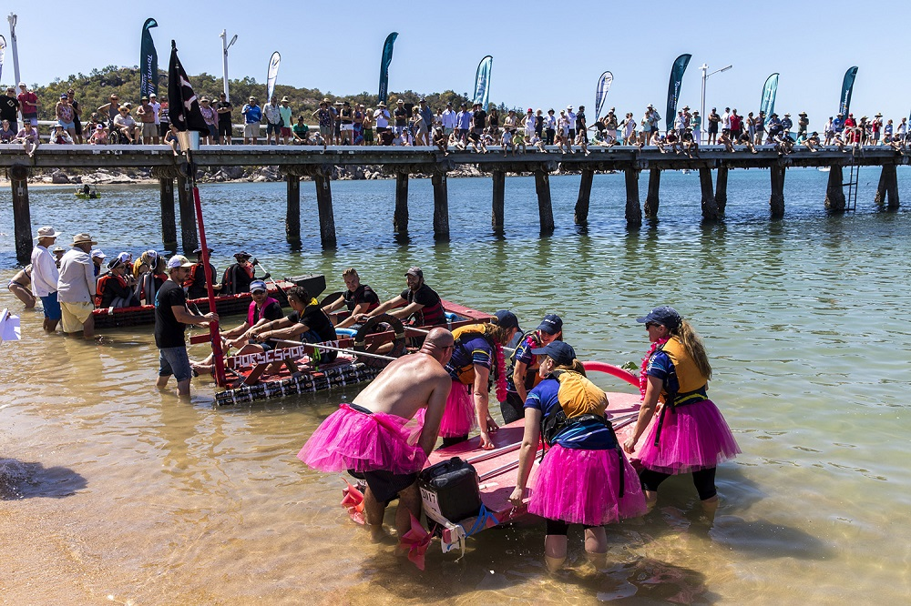 Lay Day's Rotary Beer Can Regatta - Andrea Francolini pic