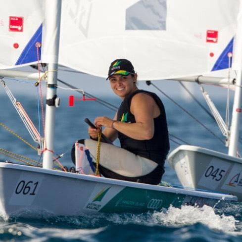 Krystal Weir - Yngling and Laser Radial Olympian