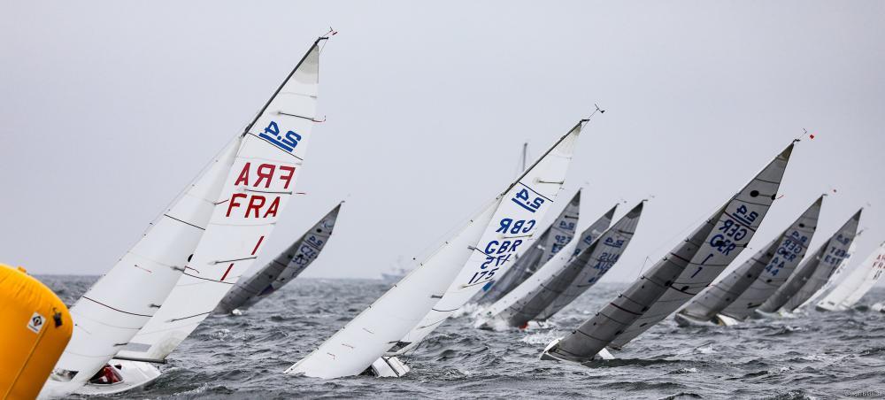 Paralympic sailing.
