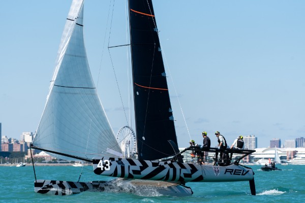 REV at the M32 Worlds in Chicago.