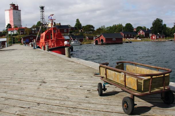 Uto Harbour.