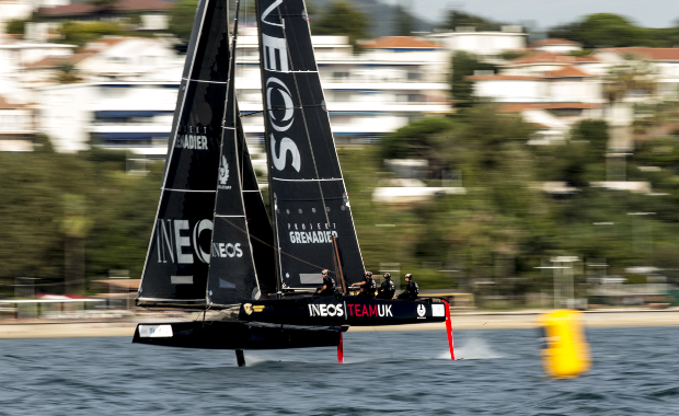 Boat of the Day - Ineos - Sailing Energy/GC32 Racing Tour pic