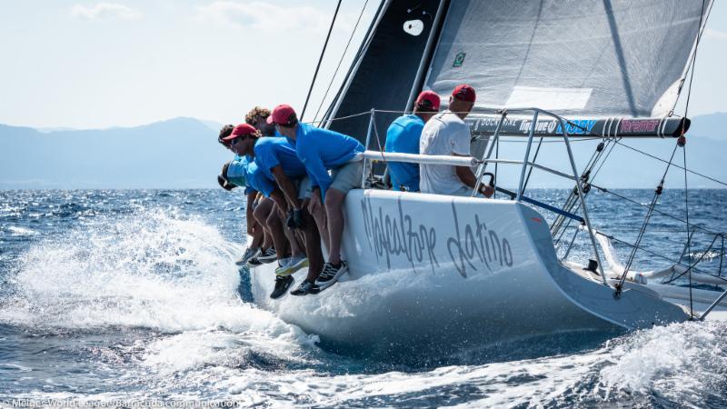 2018 Melges 32 World Championship - Cagliari