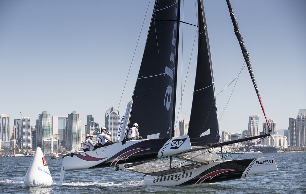 Alinghi-won-four-from-six-races---Lloyd-Images