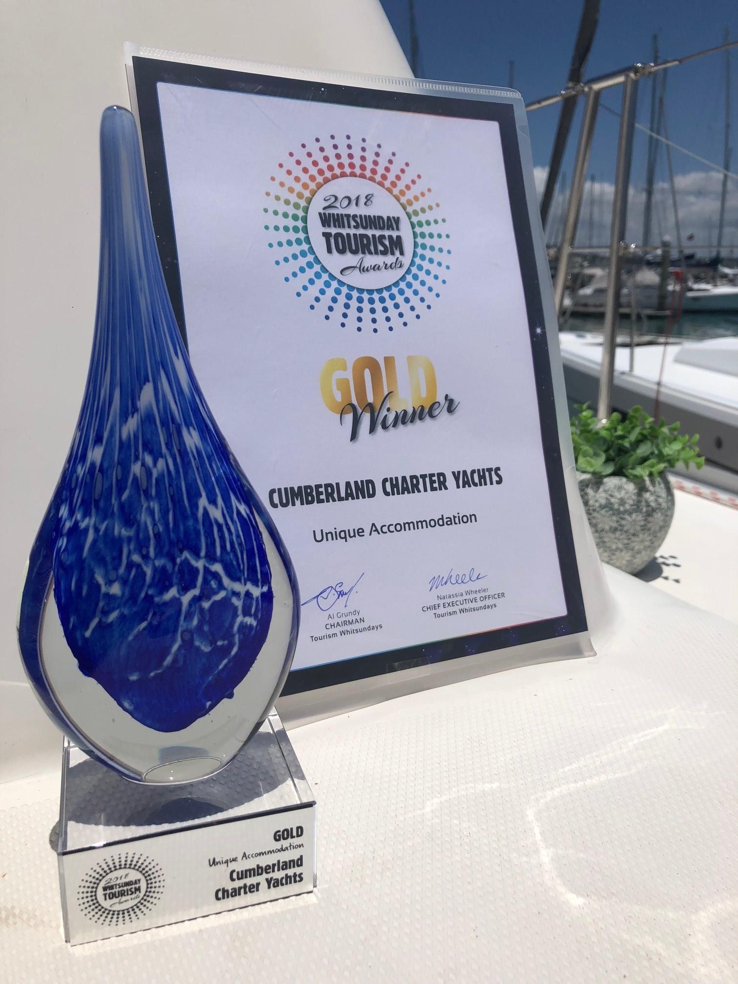 Whitsunday Tourism Awards.