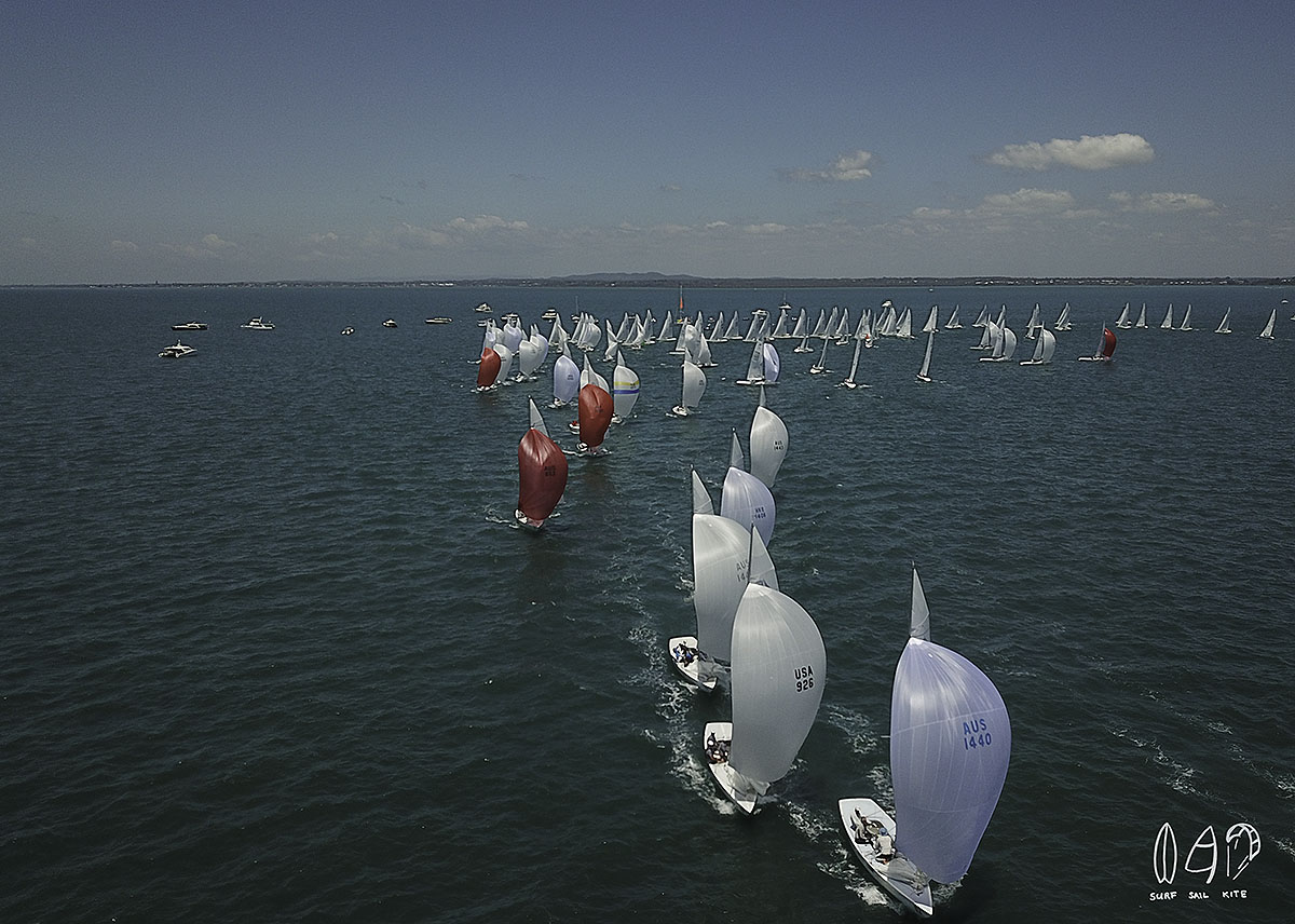 Downwind-procession---Mitch-Pearson-pic-