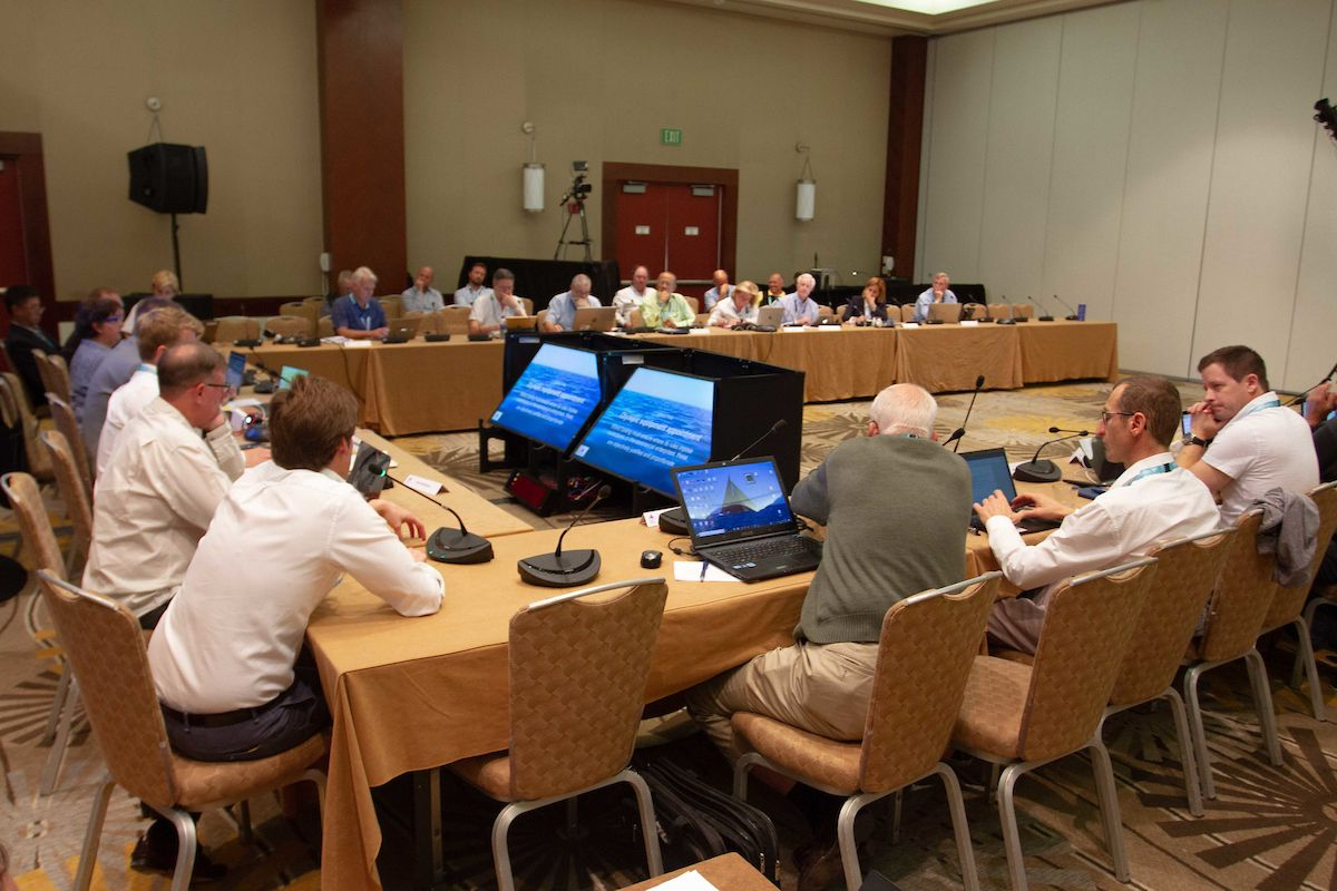 World Sailing Classes Committee 2018.