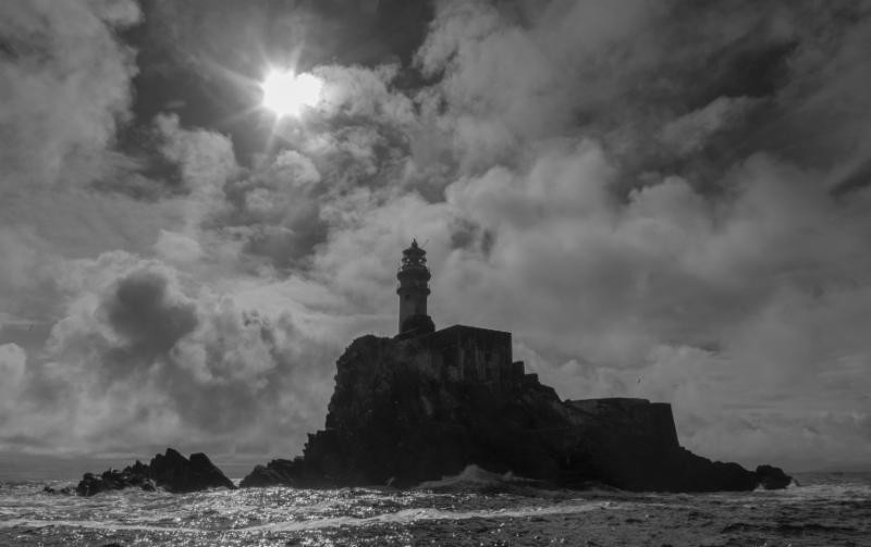The Royal Ocean Racing Club's Rolex Fastnet Race has once again lured sailors from around the world to compete in the historic race. 2019 will be the 48th edition © Rolex/Daniel Forster - The Fastnet Rock