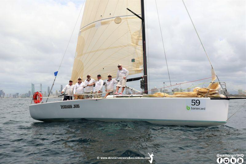 Italian Job at Sail Paradise.