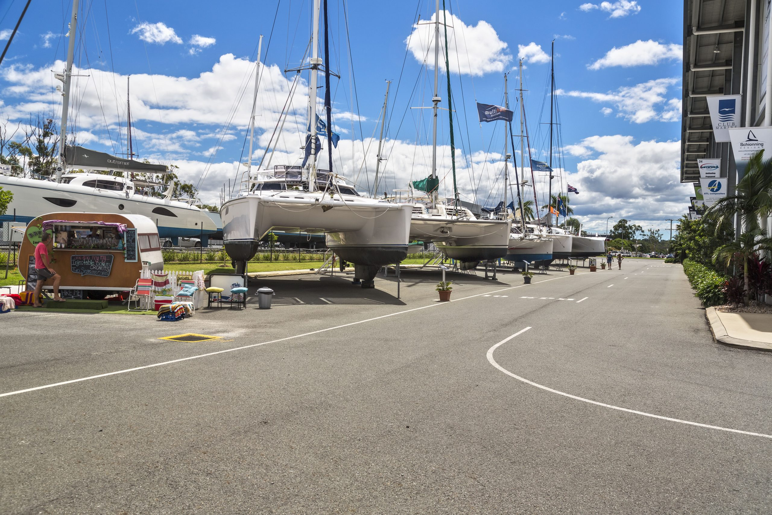 Multihull Boat Show coming up - Multihull Solutions pic