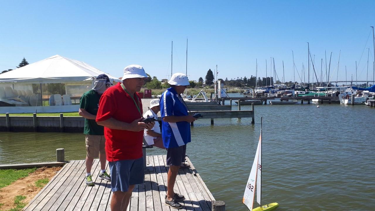 Radio-yacht-sailors-at-Goolwa-Regatta-Yacht-Club---Louise-Edwards-pic