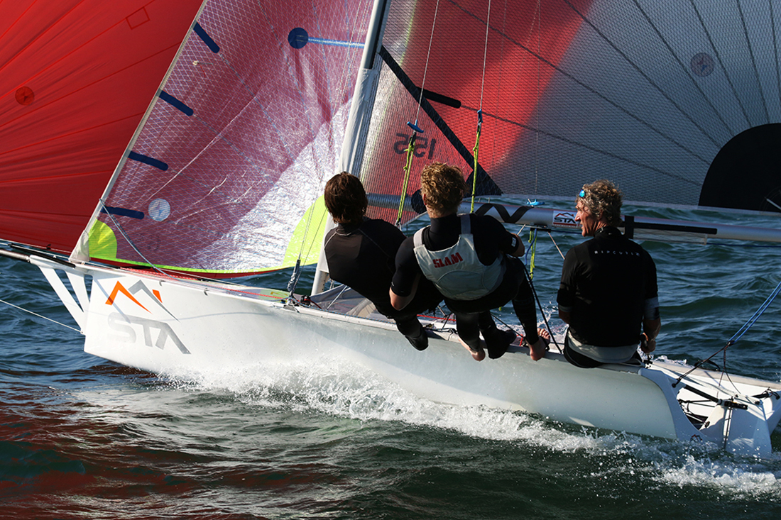 16ft-Skiff-sailing-is-popular-on-Newcastle-Harbour---Mark-Rothfield-pic
