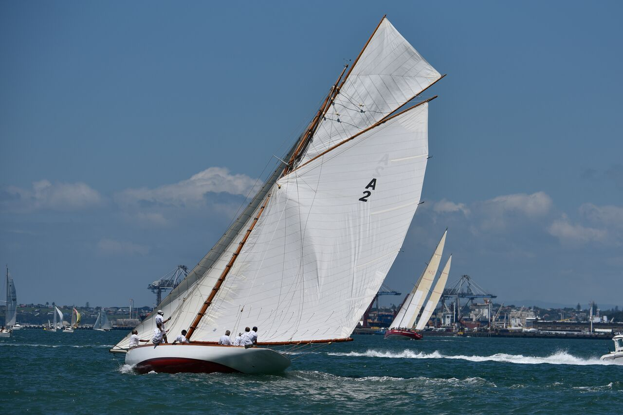 Old keel boats will be out