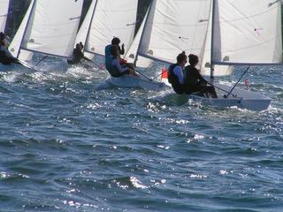 Teams racing at a previous Championship