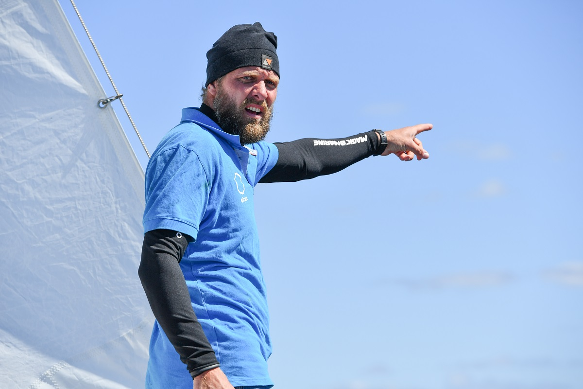 Mark Slats - ready-to-take-any-advantage that comes his way