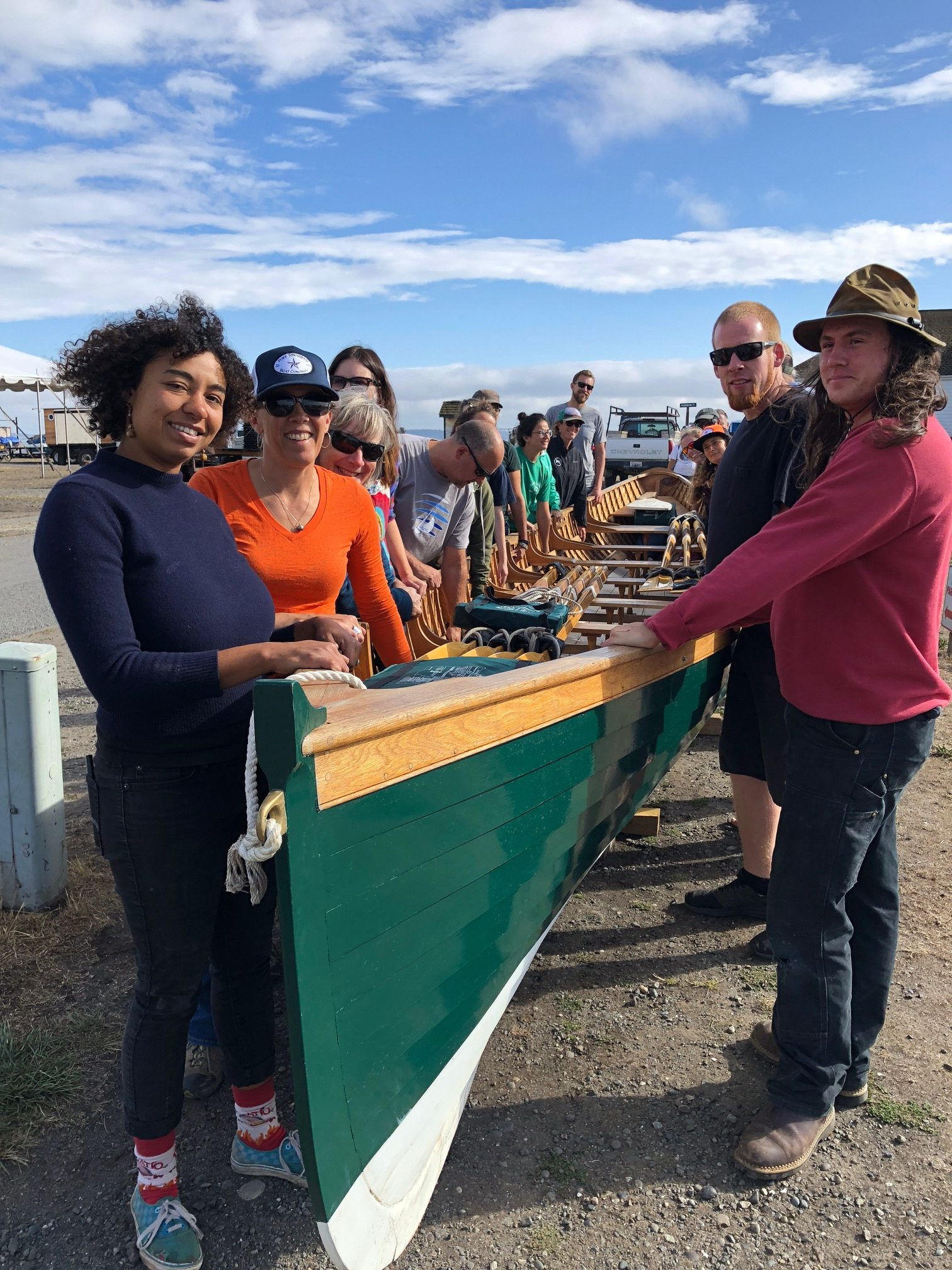 The Wooden Boat Festival is all go