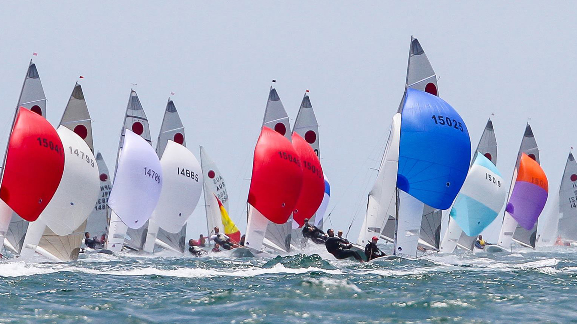 Strong fleet predicted before the Worlds