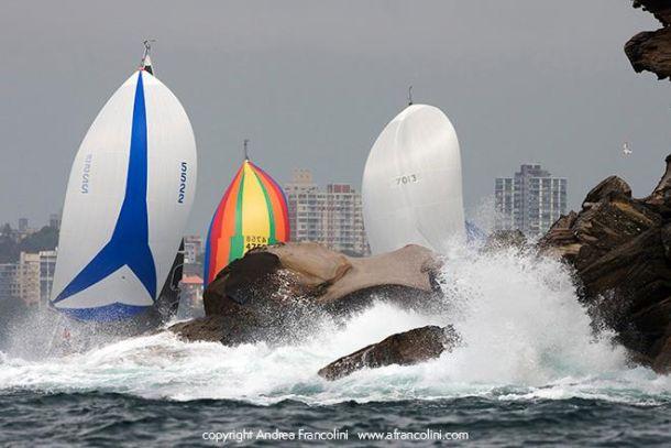 Sydney Harbour Regatta. Photo by Andrea Francolini.