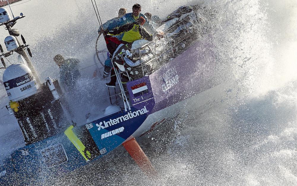 The Ocean Race. Photo © Thierry Martinez / Sea&Co.