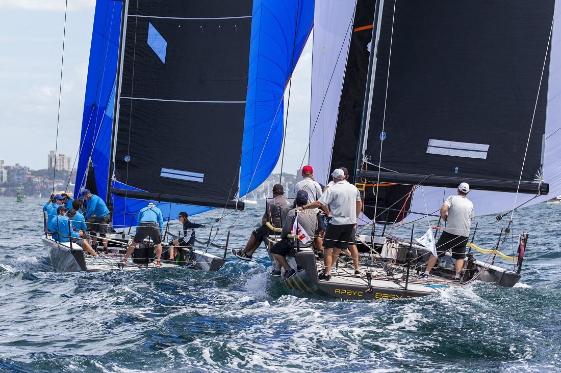 Dark Star and Easy Tiger VI go hard at it - Andrea-Francolini-pic