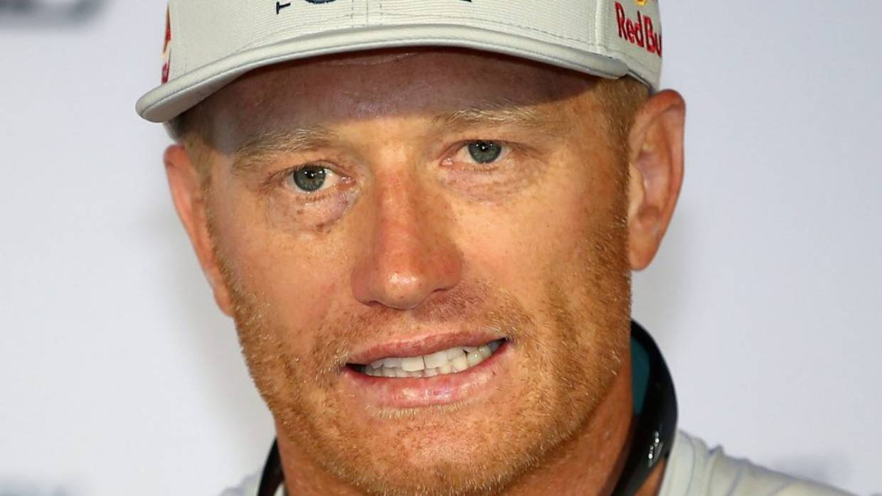 Jimmy Spithill's work on the Luna Rossa simulator has given him a feel for the power of the new America's Cup boat.
